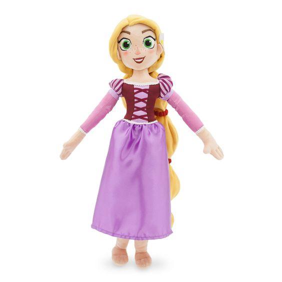 "Rapunzel Plush Doll, Tangled The Series, Medium, 19"" $19.95"