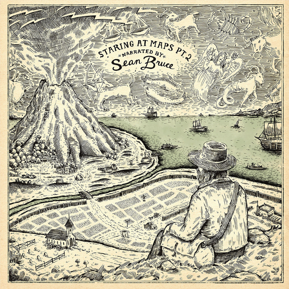 Staring at Maps, Part II Album Cover