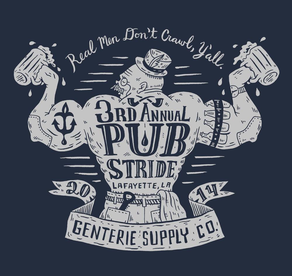 Pub Stride