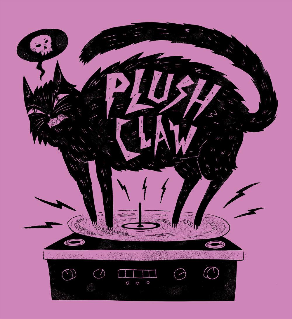 Plush Claw Shirt