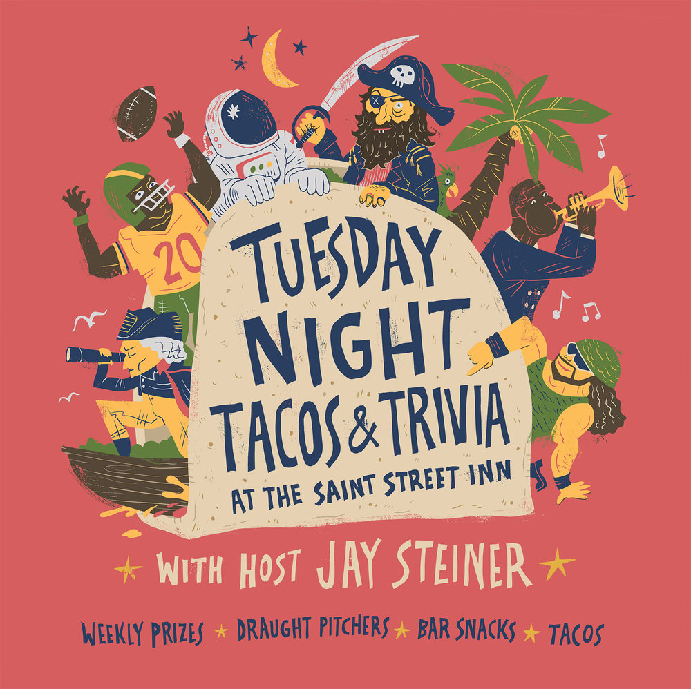 Tuesday Night Tacos & Trivia