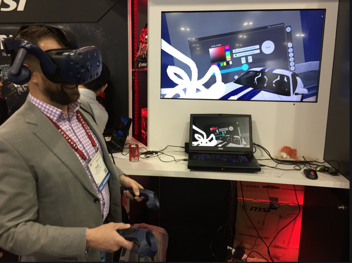 How Our Company Used Virtual Reality to Demo Our Product All Over the World Without Buying One Plane Ticket