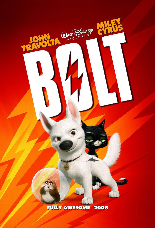 Bolt : Animation Reel