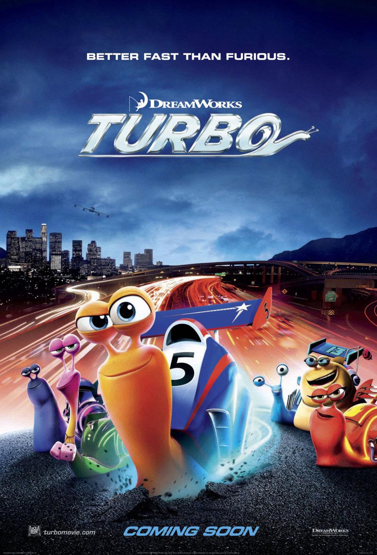 Turbo : Animation Reel