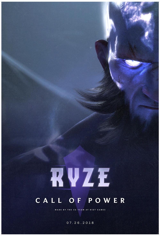 Ryze : Call of Power