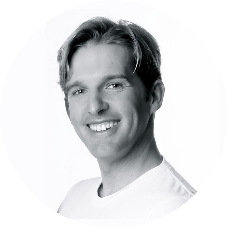 Florian Wilken  PLATFORM DEVELOPMENT  Florian is a serial entrepreneur, having co-founded and exited major social network platforms, including one of Europe's leading blog communities. He is also the co-creator of Founders Kite Club, and sailed the world with JF on a catamaran.