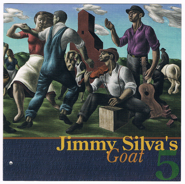 Jimmy Silva's Goat 5 -Near the End of the Harvest (Popllama, 1993)