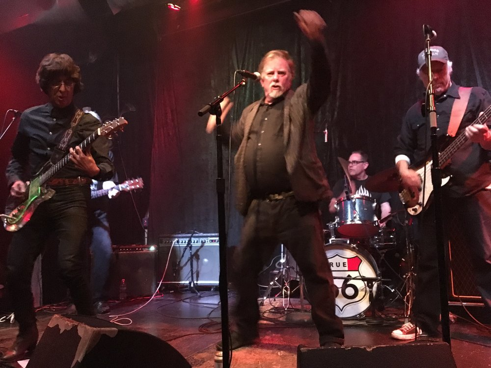 Roy Loney & The Phantom Movers