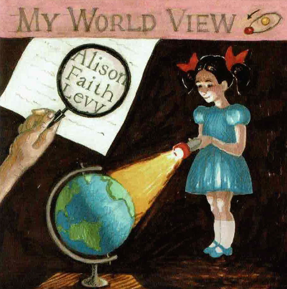 Alison Faith Levy - My World View (Magnetic, 2000)