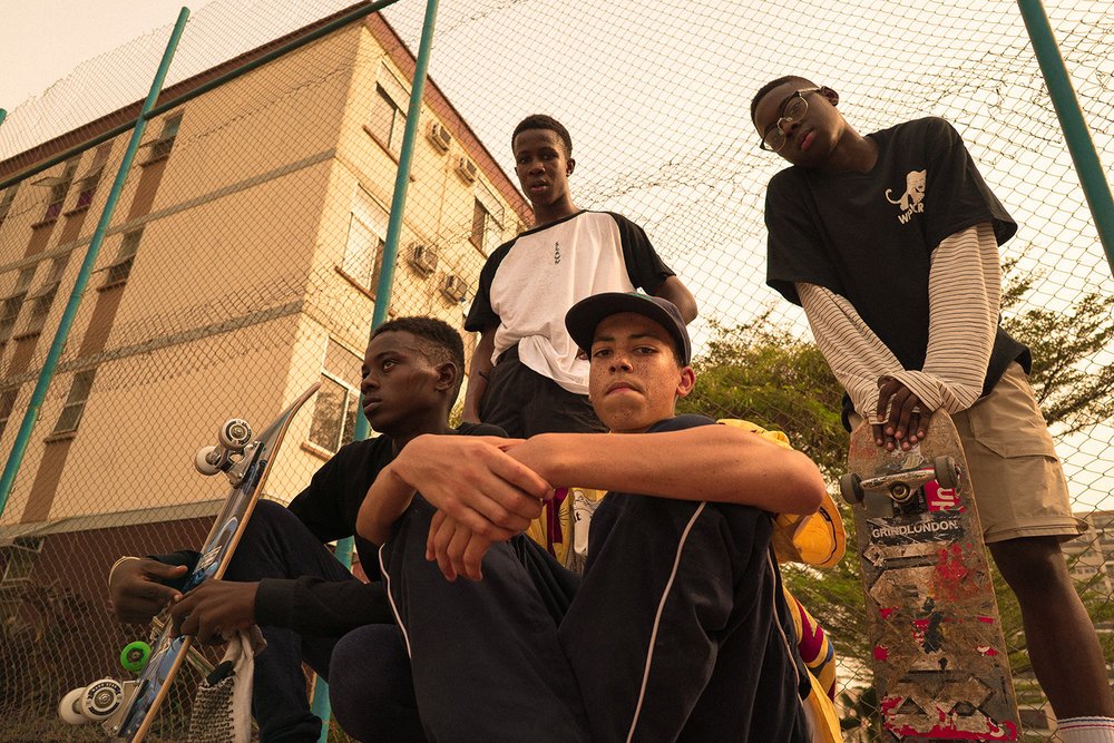 Here's an Exclusive Look at Nigeria's Skate Culture - A photo essay written and shot by Amarachi Nwosu on Nigeria's historical first skate crew WafflesNCream for Highsnobiety.