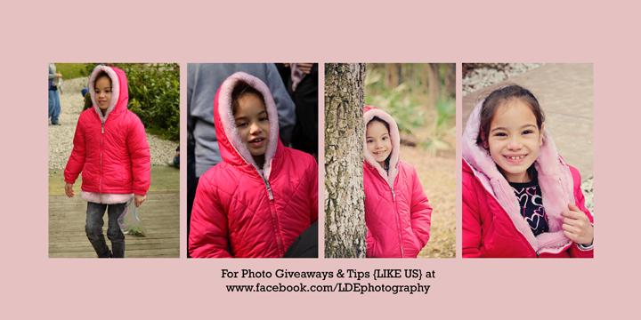 scouting pink girl