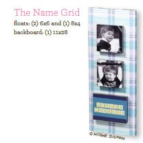 name grid