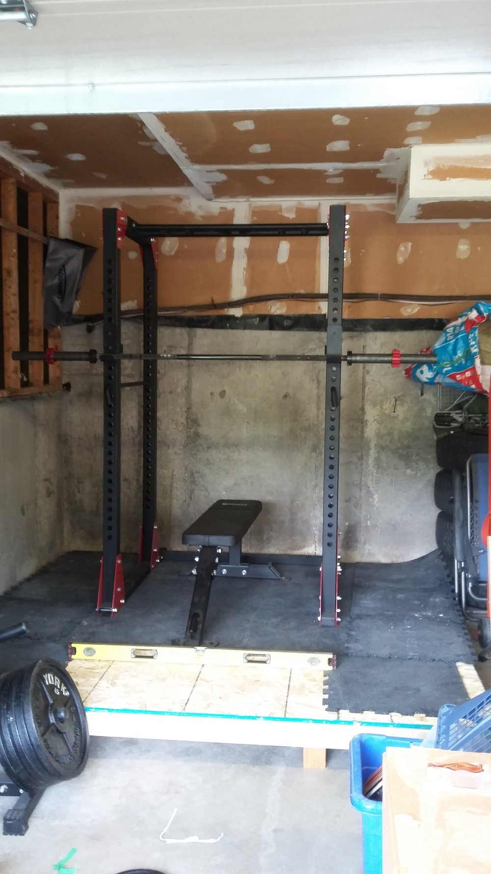 Home gym lifting platform more thoughts u2014 olorin nutrition