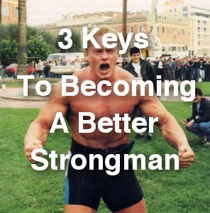 3 ways become strong man women love