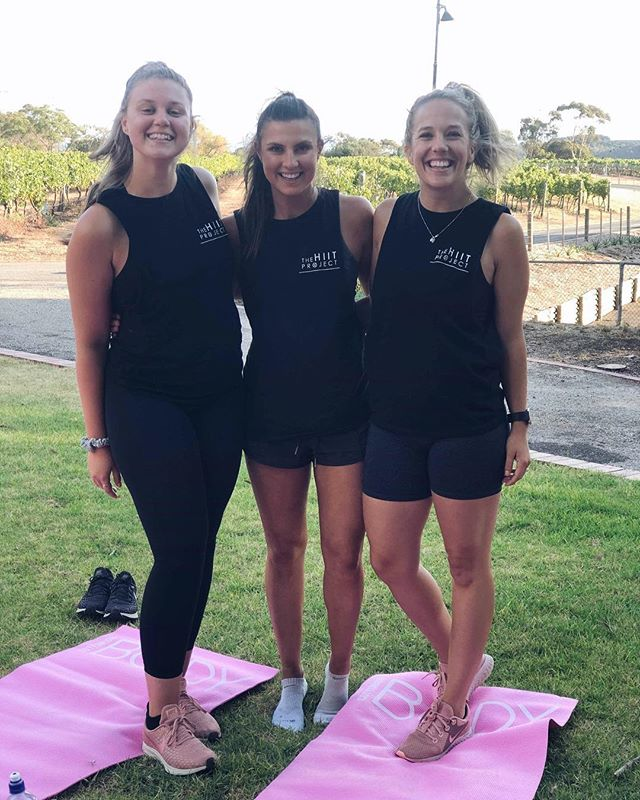 What a privilege to be a part of @sweatworkinggeelong this morning at @scotchmanshill !! 💕💕. . Hosting the workout with 60 amazing women was a joy & we are so grateful to have the opportunity to meet all these amazing chicks!  Thanks to all the THP babes who came down & supported us this morning too 🥰. A massive shout out to @alibrennan21 of @sweatworkinggeelong for creating such a welcoming and connected plaform for so many coastal women.  Ladies, I highly recommend you attend an event as it mindblowingly brilliant!  See you all next time! ✨✨