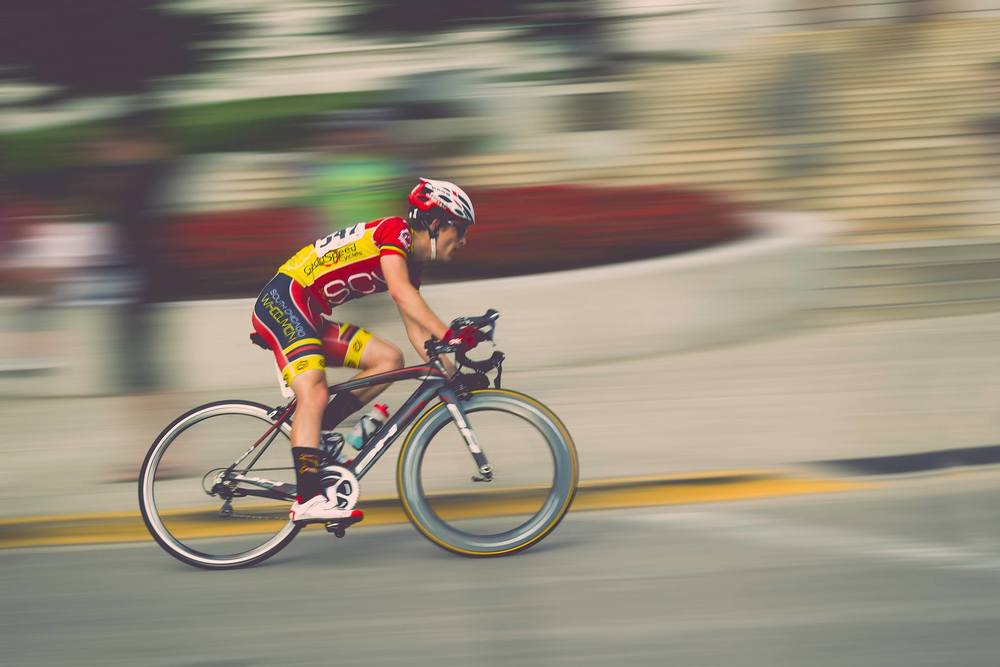 Cyclists are some of the world's top athletes with notoriously large gas tanks, incorporating both aerobic and anaerobic fitness.