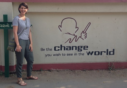 The start of my career change journey on a trip to India