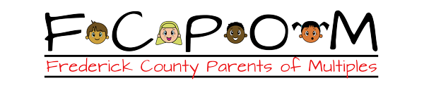 Frederick County Parents of Multiples