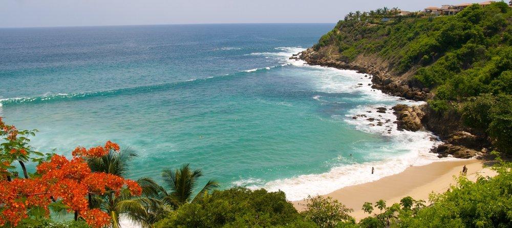 Oxacan Beach