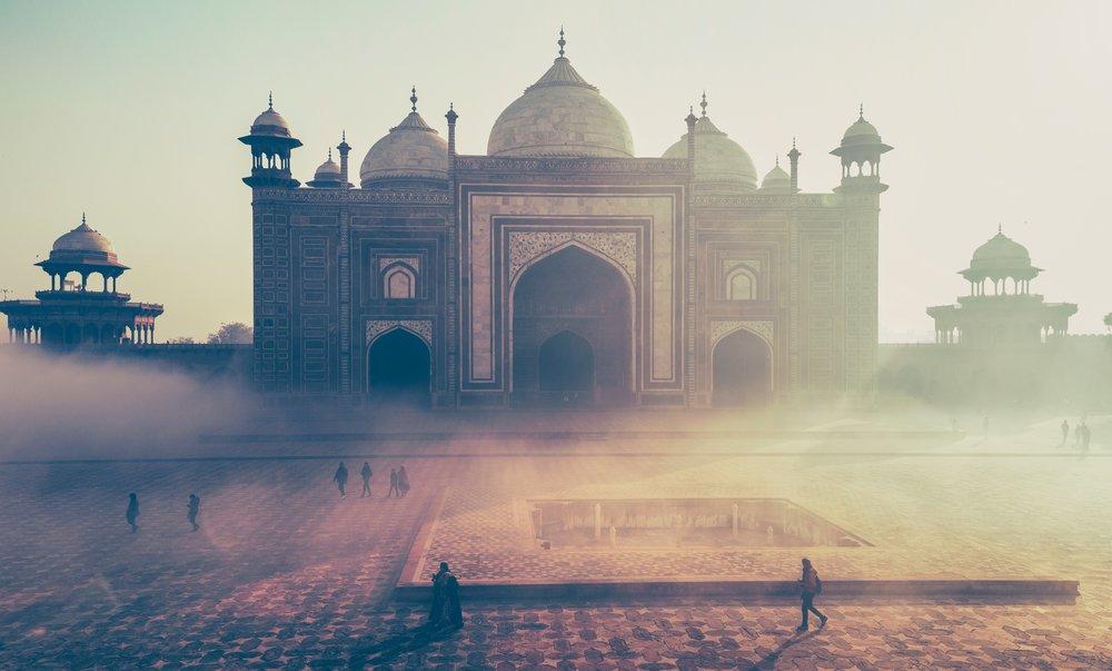 Journey To India Retreat - February 1-12, 2019