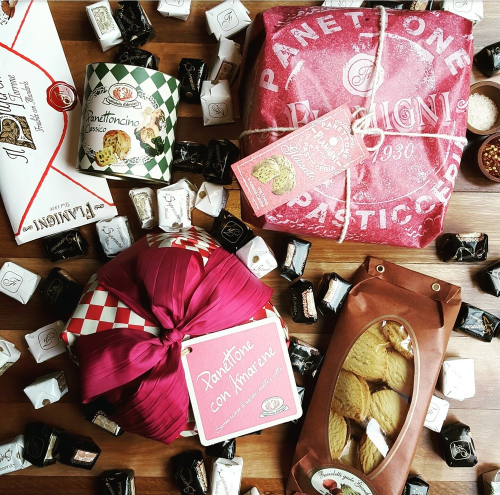 Give something special this Christmas with a gift by Rosa Mitchell. Canteen will be stocking a range of Christmas hampers carefully curated by Rosa to satisfy all those people who are hard to buy for.