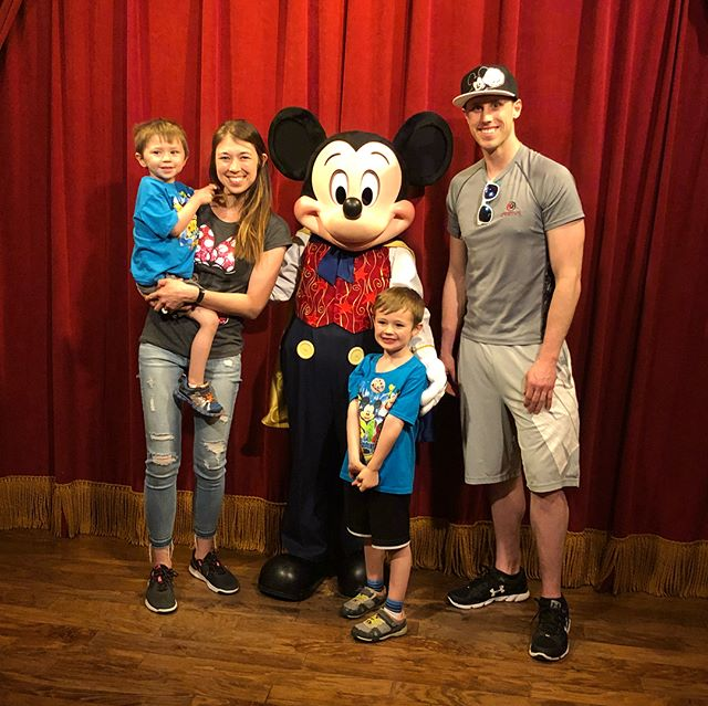 The Magic is real. The first Marken family trip to Disney world really was a day for the ages.