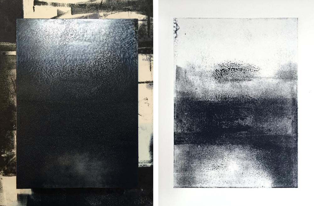 plate vs print
