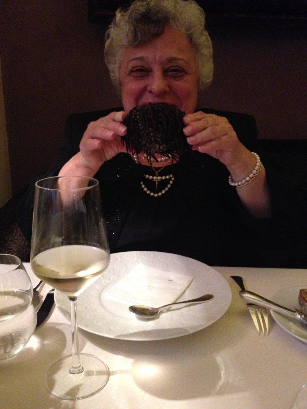 Mamma Lazar & Her Sea Urchin @ B