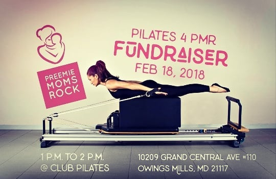 Put it on your calendar today! Join us and treat yourself to a fun Pilates class while supporting a great cause! Details to come.