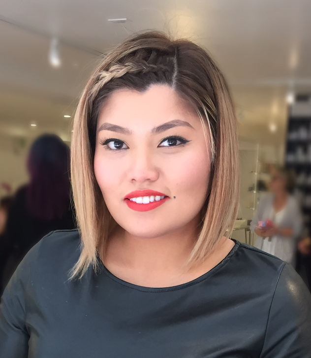 LouLou - My passion for beauty spreads deep in my core. I love what I do, and it shows in my work and my service. Creating personal connections with people is vital for me, and what I provide in the salon. I have a great touch, warm personality, and a creative mind that will make you remember me!I started my career in San Francisco as a Color Specialist, and have expanded my growth as an artist working as a Stylist here. I'm not afraid to change up my look, and highly encourage clients to do the same! I also am an Associate Artistic Educator for Matrix, one of the premier Haircare lines in the beauty industry.I'm determined to make a name for myself in the industry while fulfilling my dreams and living my passion.Book an appointment online with me here