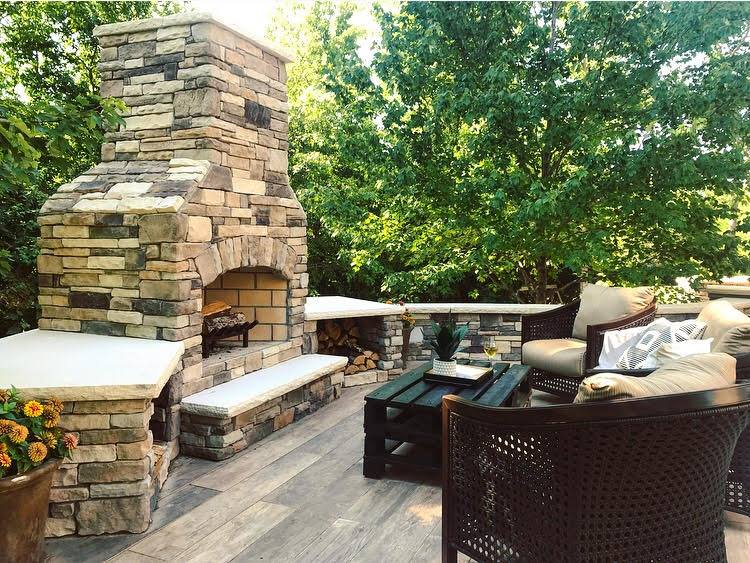 Fire Pit Vs Fireplace Which Is Better For Your Space Kansas