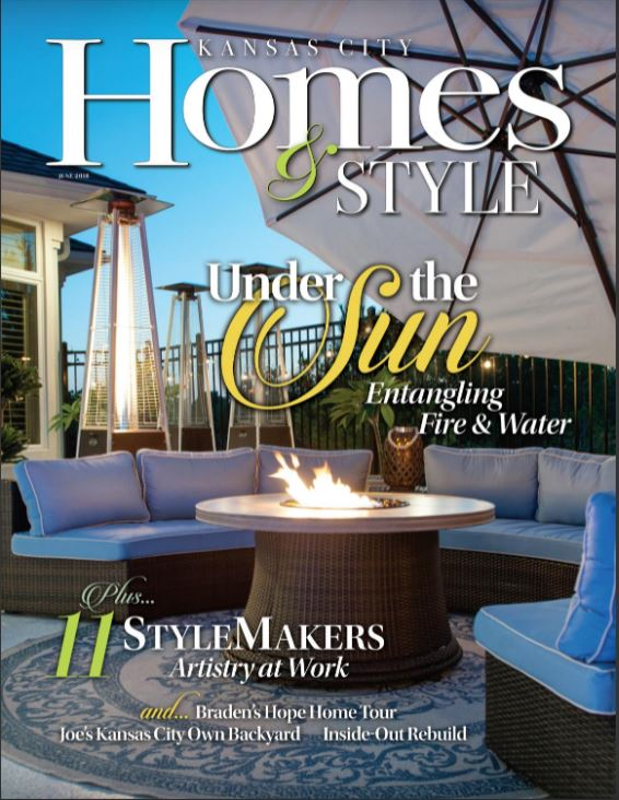 Kansas City Hardscapes Bringing Undeniable Magic to Outdoor Living Spaces (Pages 61-62)