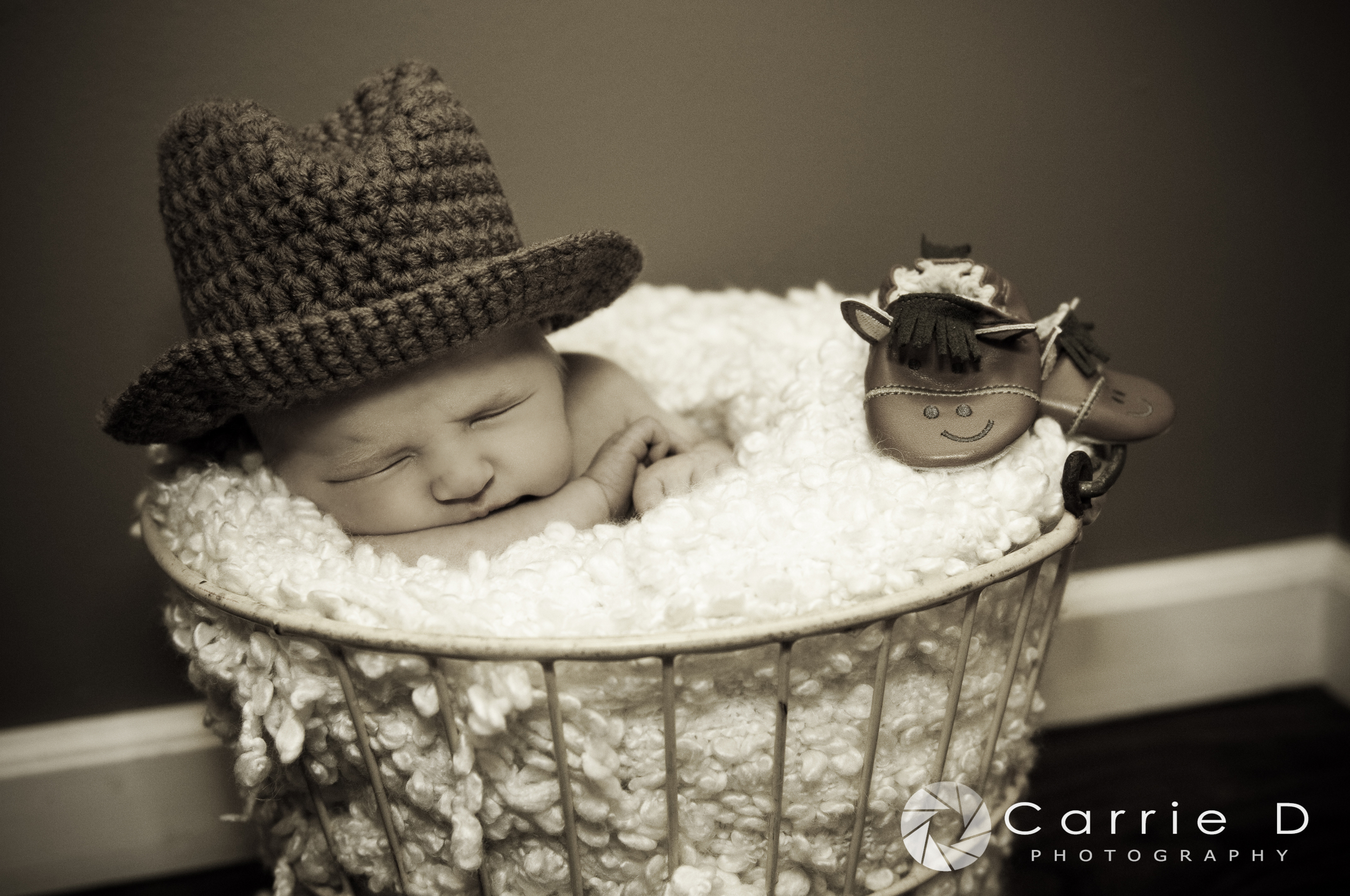 Annapolis Newborn Photographer, Annapolis Natural Light Photographer, Annapolis Newborn Natural Light Photographer - Newborn Cowboy Hat - Newborn Cowgirl Hat, Maryland Natural Light Photographer, Newborn Lifestyle Photography, Newborn posing