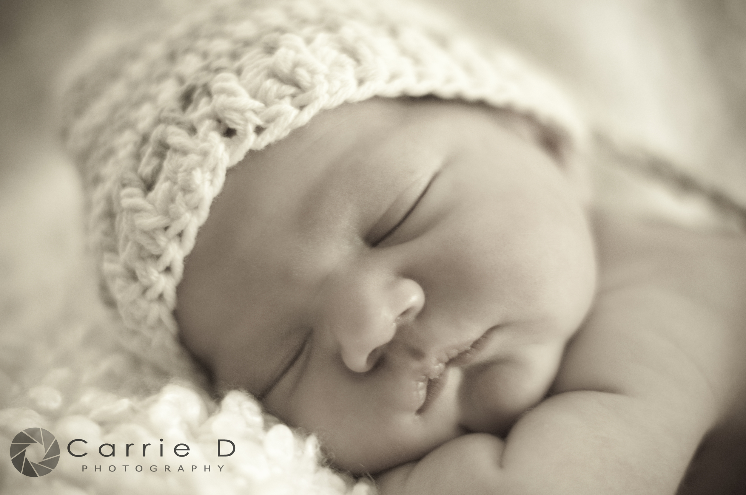 Baltimore Newborn Photographer - Natural Light Newborn Photography - Newborn Easter Photo - Natural Light Family Photograph