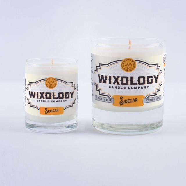 wixology candle company