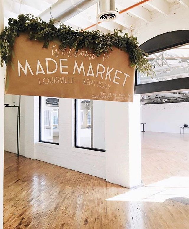 Throwing it back to our first market in Summer 2016. We've come a long way, we've met a lot of amazing makers & seen lovely shoppers connect with makers they didn't even know were in their own city! . We can't wait to share this coming year of makers & markets with you! Don't forget to apply for our Summer Markets by March 18th. 🥰
