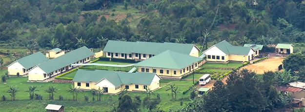 Bwindi Nursing School