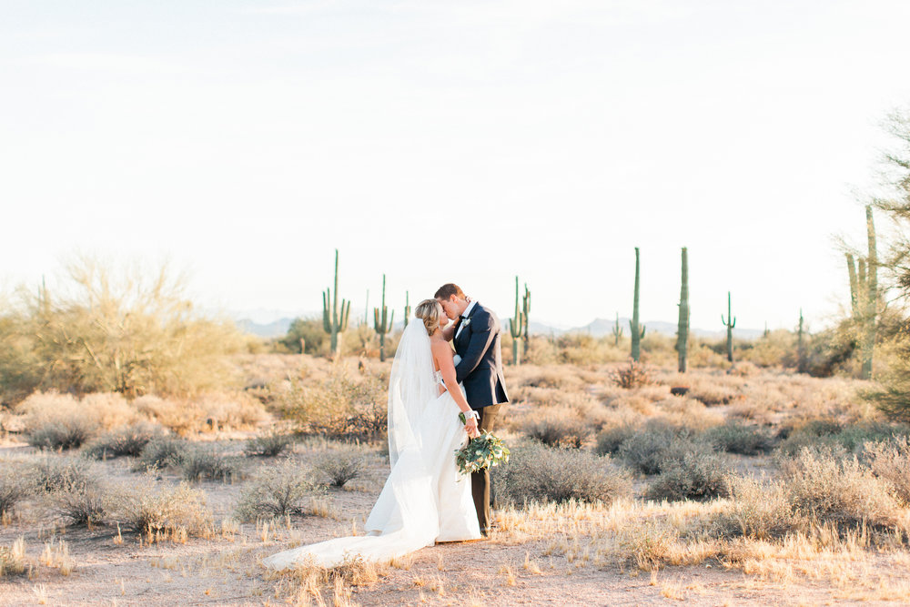 Basic Scottsdale Elopement
