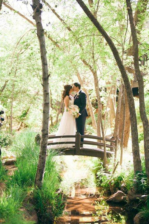 Sedona Intimate Wedding Ceremony Package