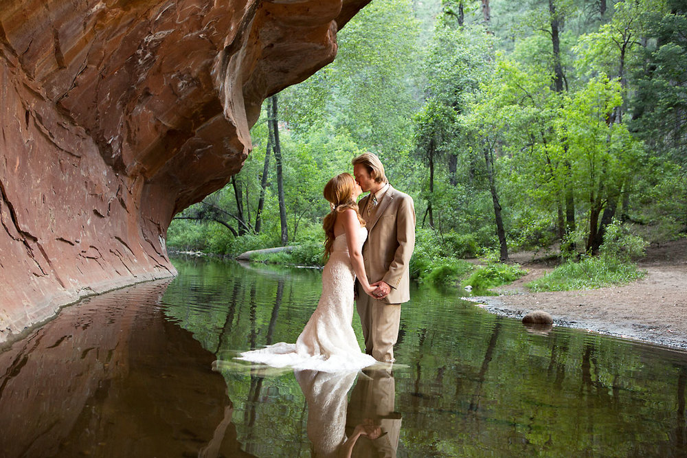 Sedona Wedding