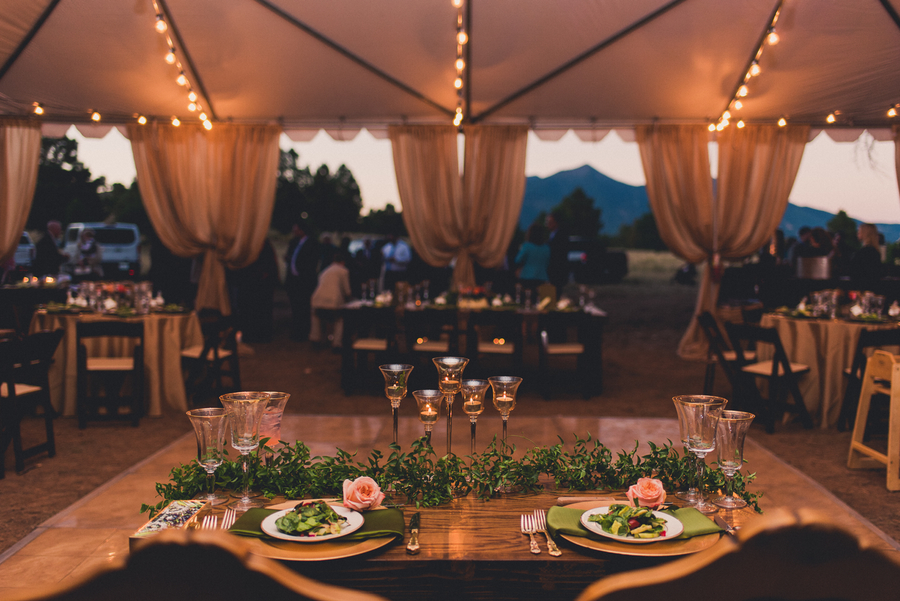 Flagstaff Wedding and Reception Packages