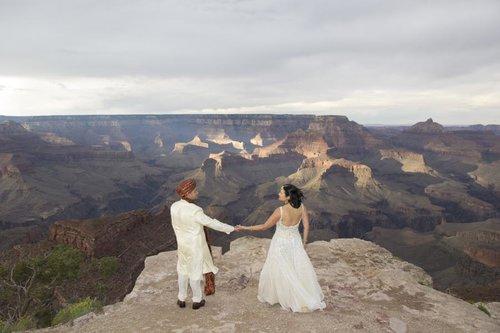 Grand Canyon Wedding Gallery