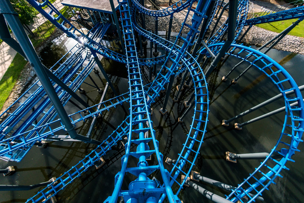 Rollercoasters -