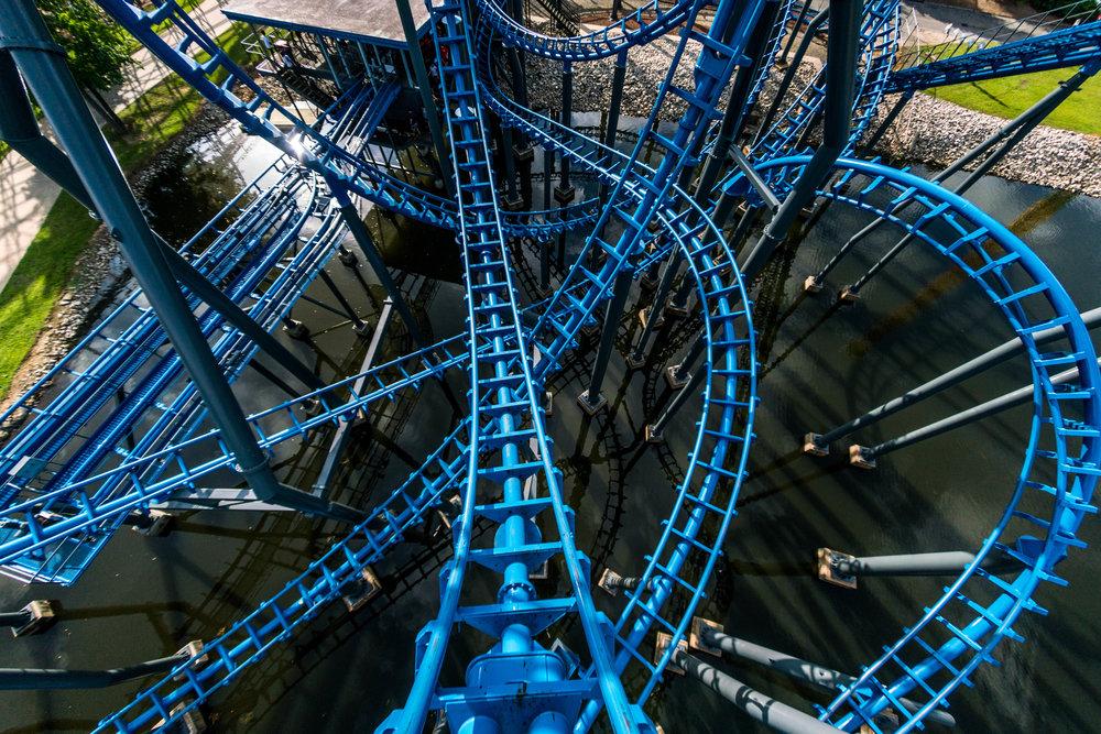Rollercoasters -