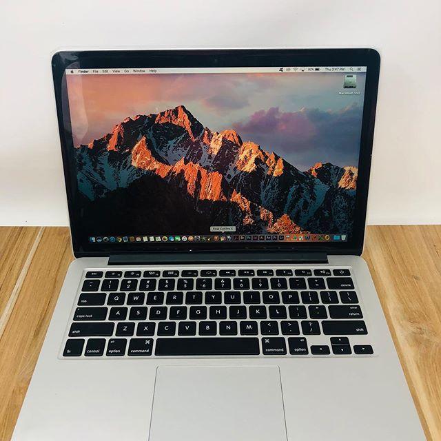 #macbookproretina for sale !!