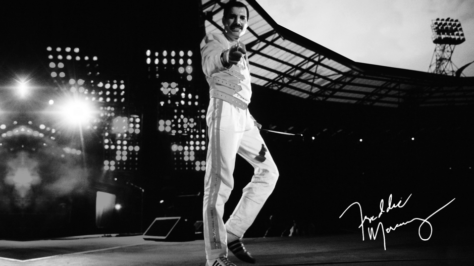 Freddie Mercury (b&w) 270518DK.png