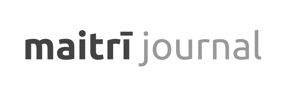 maitrī journal