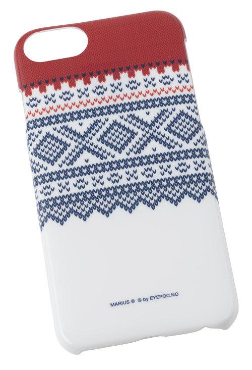 eyePOC  Marius® eyePOC, iPhone 7 case, white — Marius