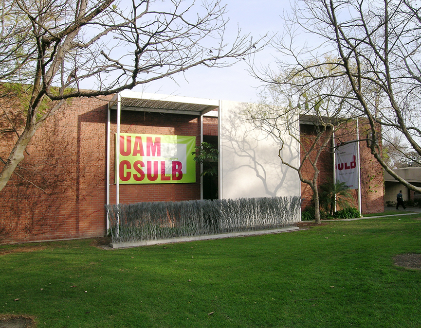 CSULB's acclaimed University Art Museum (UAM)