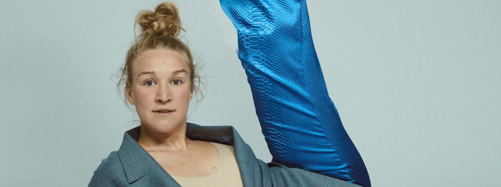 Ida Frømyr Borgen - Dancer, choreographer & teacher